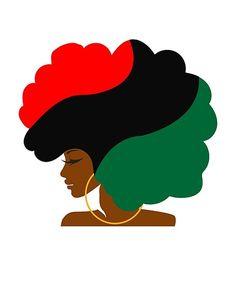 Black Art Painting, Black Artwork, Painting Of Girl, African Flags, African Art, Black Love Art, Black Girl Art, African American Flag, African Tattoo