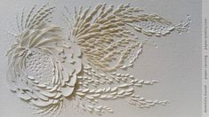 «Quasimodo Remixed» Series - #18 detail | domitilla biondi paper carving