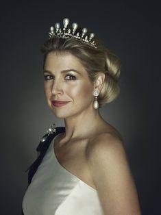 Queen Maxima of the Netherlands.