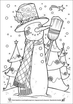 bonhomme neige                                                                                                                                                                                 Plus