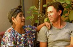 Maria Tambriz Lopez, weaver and friend, Nahuala, Solola, Guatemala