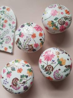 Your place to buy and sell all things handmade Shabby Chic Drawer Knobs, Chalky Paint, Vintage Rock, Floral Theme, Rose Gold Foil, Ditsy, Easter Eggs, Elsa, Whimsical
