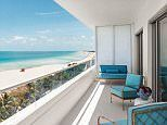 It has long been renowned as a place for lazy days on the beach, and long nights on the tiles. But now, Miami has an increasingly cool edge to it, thanks to a blur of chic hotels. Jenny Coad is impres