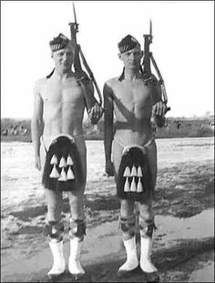 Calgary Highlanders , Second World War