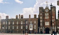 Princess Beatrice is set to move out of St James's Palace St James's Palace, Royal Palace, Princess Beatrice, Princess Eugenie, Eugenie Of York, Royal Residence, Kingdom Of Great Britain, Windsor Castle, Saint James