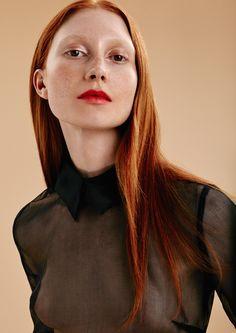 Wonder blouse, 100% silk organza