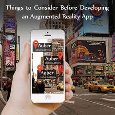 The world of mobile technology is moving at lightning speed. If you're into a technology-centric business, it is your necessity to be up-to-date with the evolving tech trends. Visit http://fugenx.com/things-to-consider-before-developing-an-augmented-reality-app/