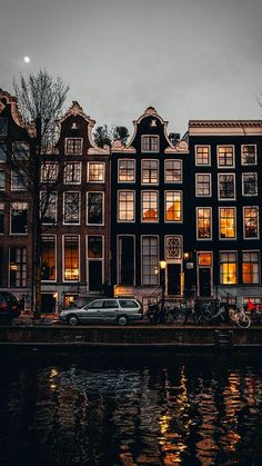 Gorgeous sight in Amsterdam, The Netherlands.