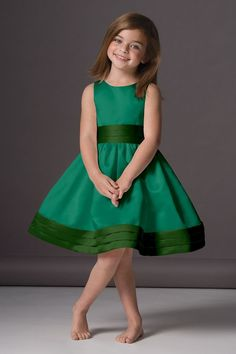 Shop Seahorse Flower Girl Dress - 46248 in Duchess Satin at Weddington Way. Find the perfect made-to-order flower girl dress for the little girl in your wedding. Green Flower Girl Dresses, Little Girl Dresses, Green Dress, Flower Girls, Green Flowers, Gowns For Girls, Girls Dresses, Summer Dresses, Dresses 2016