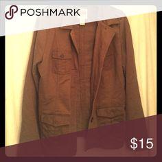 Green Army Jacket Green army style jacket Mossimo Supply Co Jackets & Coats