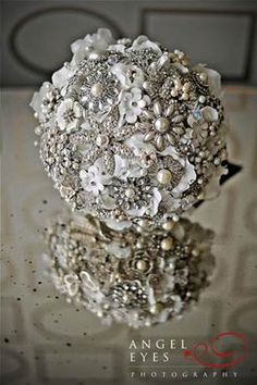 Brooch Wedding Bouquets - Bing Images