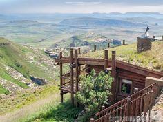 Golden Gate Highlands National Park accommodation: Highlands Mountain Retreat