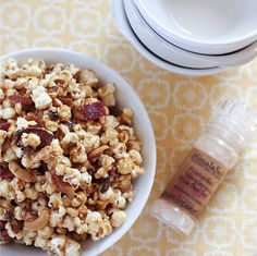 ... Popcorn Recipes on Pinterest | Popcorn, Popcorn recipes and Flavored