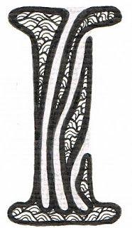 Kreatív Doodling Judy West: Olvadás Alphabet Distructions