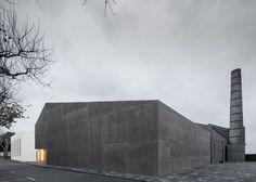Portekiz'de Eski ile Uyumu Yakalayan Bir Çağdaş Sanatlar Merkezi
