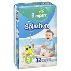 Toddler Swim Nappy Pant Diaper Disposable Disinfected Baby Boy Girl 6A