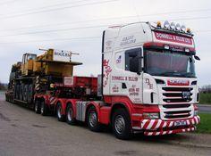 Scania R730 V8