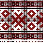 Enkle mønster til grindvev: Fem plukkopp-mønster på samme renning, til grindvev: Mønster med geiteklauver. Ikke bunadrelatert:; Plukkopp-mønster til grindvev Plukkopp-mønster, flette, til grindvev: . Gammelt Finsk mønster . Inkle Weaving Patterns, Loom Weaving, Loom Patterns, Crochet Patterns, Crochet Bedspread Pattern, Tapestry Crochet, Inkle Loom, Card Weaving, Cross Stitch Designs