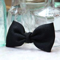 Sexy black bow Black Bow Tie, Black Tuxedo, Black N White, Color Black, Colour, Golden Tan, Vintage Inspired Outfits, Fade To Black, Black Magic