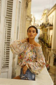Top MISS JUNE Paris Bell Sleeves, Bell Sleeve Top, June, Paris, Blouse, Long Sleeve, Tops, Women, Fashion