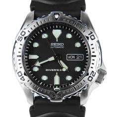 Chronograph-Divers.com - SKX171K1 Seiko Automatic WR200m Day and Date Scuba Diver Mens Watch, $190.00 (http://www.chronograph-divers.com/skx171k1/)