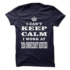 I WORK AT Tata Consultancy Services T Shirt, Hoodie, Sweatshirt