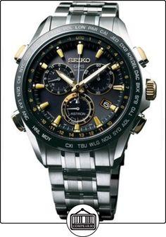 Reloj Seiko Astron Sse007j1 Hombre Negro ✿ Relojes para hombre - (Lujo) ✿