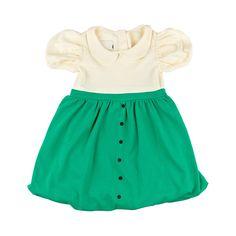 Babydoll dress in cotton