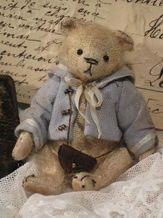 Sweet Teddy...