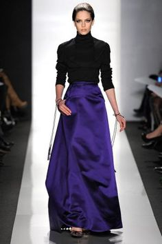 Chado Ralph Rucci Fall 2013 RTW collection
