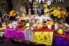 Dia de los Muertos Day of the dead (Mexico)