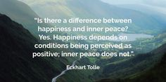 Eckhart Tolle is a famous spiritual teacher promoting mindfulness and living in the now. His teachings often contradict what we are taught in the west.…