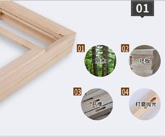 Pine Oil painting frame High Quality Stretched Wood frames Home Decor for Hand Oil Print Painting On Canvas Framed Pictures *** Continue with the details at the image link. #HomeDecor