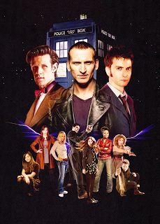 Doctor Who Companions | Notes of a Normal Kid: I Definitely Doctor Who
