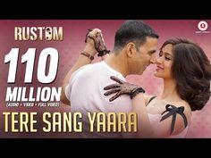 Tere Sang Yaara [ English ]. Atif Aslam | Rustom Movie - YouTube