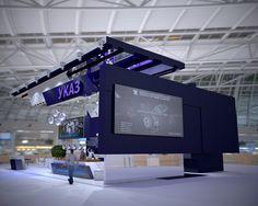"Exhibition stand for ""UKAZ""/ Выставочный стенд для ""УКАЗ"""