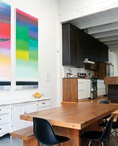 parisien raymond residence kitchen dining room
