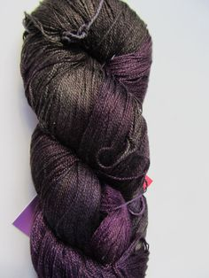 Blue Heron Bamboo Lace Yarn 1260 Yards Color by dianneslegacy, $33.00