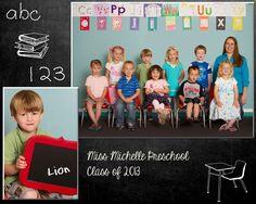 Miss L Preschool - VF Urban Photography -- Vanessa Fajardo
