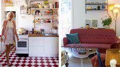 Härligt hemma | Compact retro i stilsäkra ettan