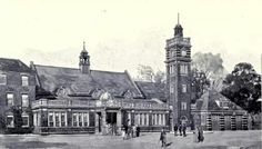 Sutton Coldfield  Town Hall..