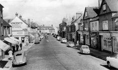 Bartholomew Street 1960s