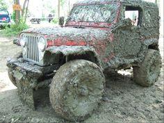 dirty girl!