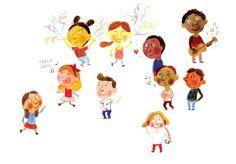 Marta Altés Over Dose, Draw, Mood, Children, Cute, Pictures, Sketch, Illustrations, Google
