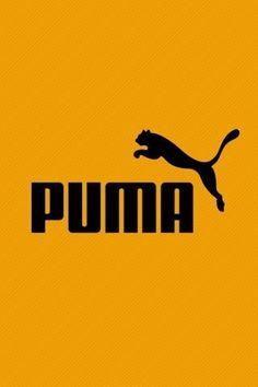 Puma in Orange Skate Board, Sports Teams, Art Logo, Shoes Heels Boots, Brand Names, Design Art, Adidas, Orange, Logos