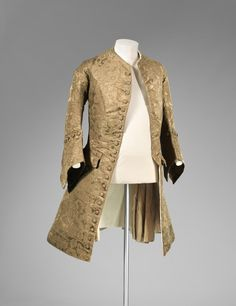 Coat circa 1740s | National Gallery of Victoria, Melbourne