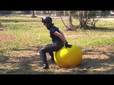 Wendy Murdoch's Simplify Your Riding DVD 3, Improve Your Seat at the Canter - YouTube
