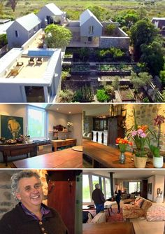 Join us this week on Top Billing as we feature the spectacular farm style family home of Architect Johann Slee. African House, Country Lifestyle, Steel Buildings, Simple House, Rustic Interiors, Rustic Design, Modern Farmhouse, Home Goods, Home And Family