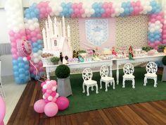 princesas# Disney # festa de aniversário para meninas.