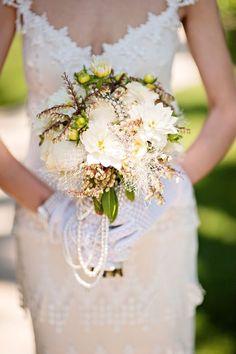 Lavish Santa Monica Wedding at Viceroy Hotel from Kristen Weaver Photography - bridal bouquet